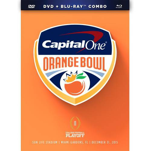 2016 Capital One Orange Bowl (Blu-ray + DVD) by