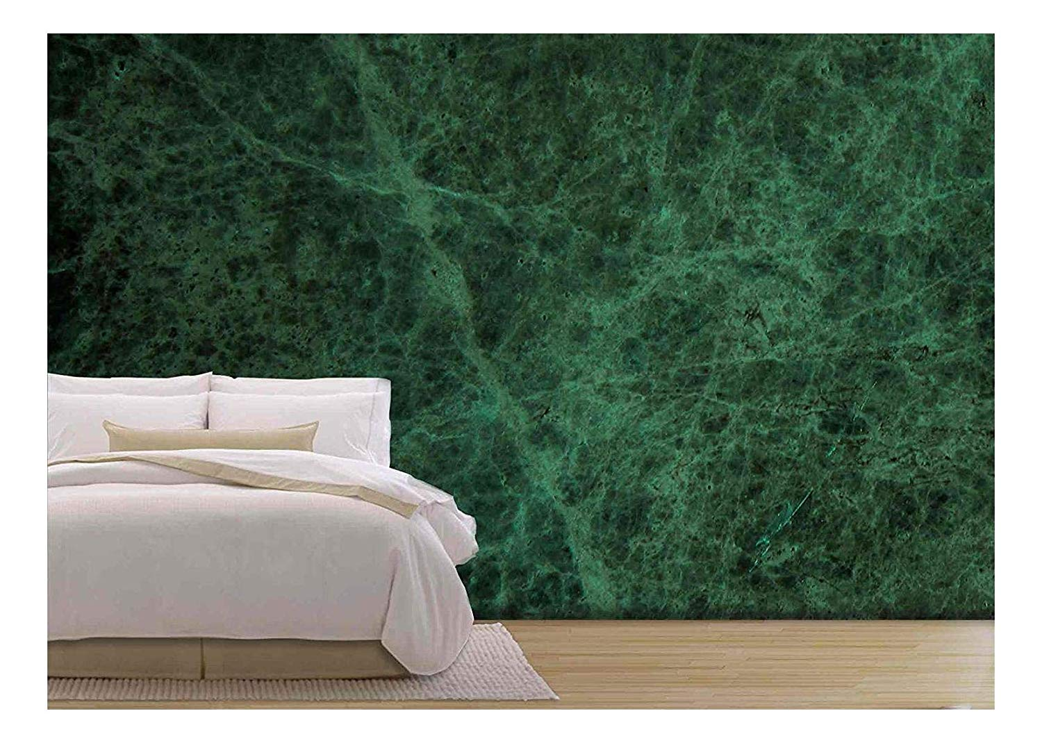 Wall26 Green Marble Texture Background ...