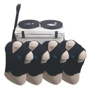 COOLSHIRT SYSTEMS AVRSC-4 Person Rehab System,2 in. H,PK2 G9411227
