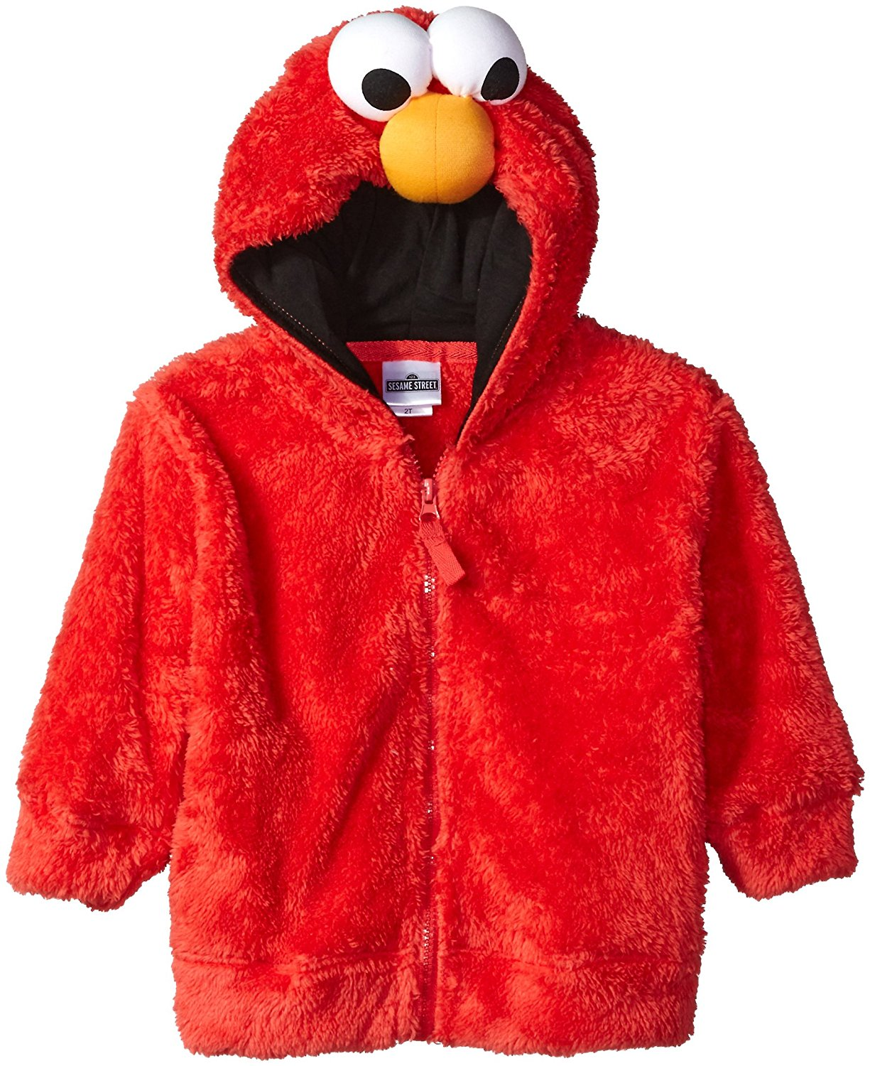Sesame Street Elmo Little Boys Costume Hoodie, Red by Freeze