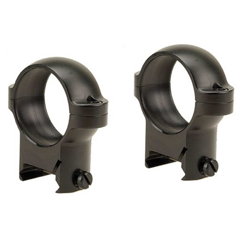 "Burris Signature 1"" Zee Rings, High, Black Matte"