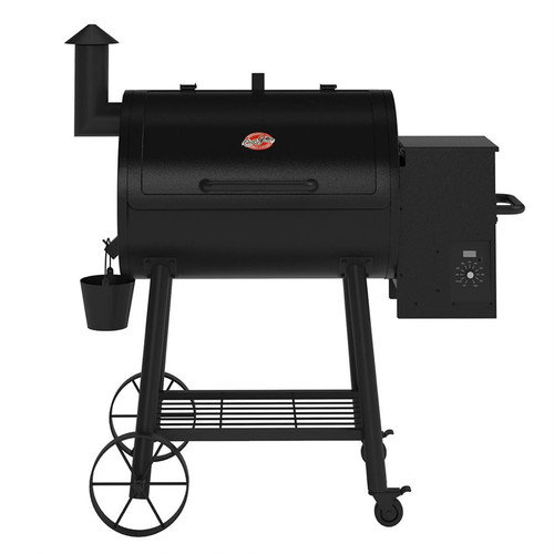 Char-Griller Wood Fire Pro Pellet Grill