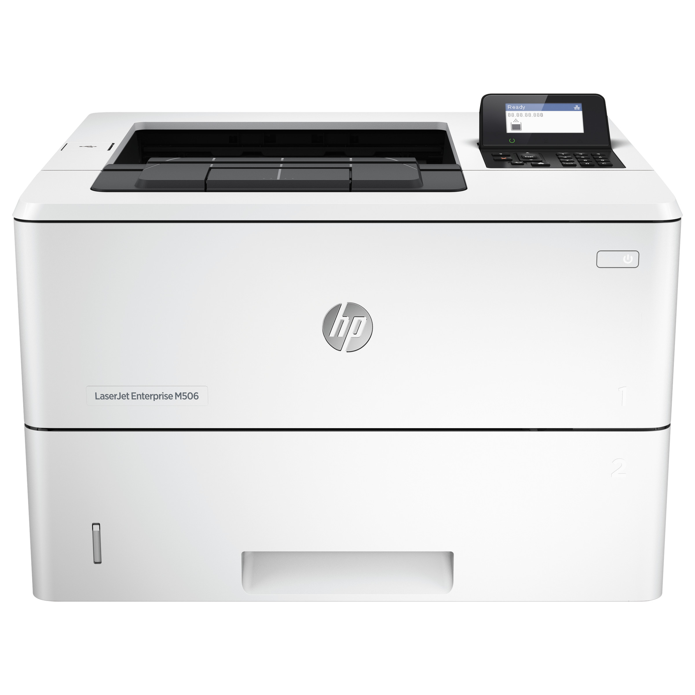 HP LaserJet Enterprise M506n Laser Printer by HP