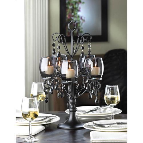 BSD National Supplies Romantic Elegant Glowing Candelabra by Overstock