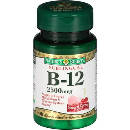 Nature Made Vitamin B