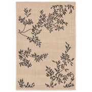 Liora Manne Terrace 1752/67 Vine Neutral Area Rug 23 Inches X 35 Inches