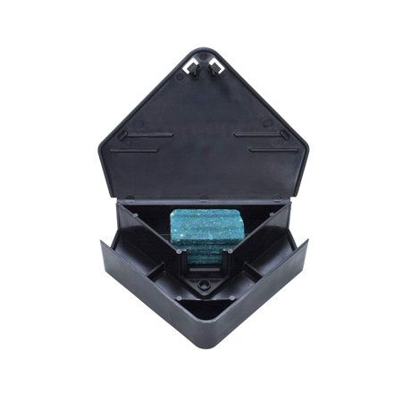 Rtu Mouse (Protecta RTU Mouse Bait Station, Use in:Residential,Walmartmercial, or industrial buildings, indoors and outdoors By Bell Labs)