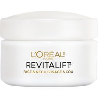 L'Oreal Paris Revitalift Anti-Wrinkle + Firming Face & Neck Cream, 1.7 oz.
