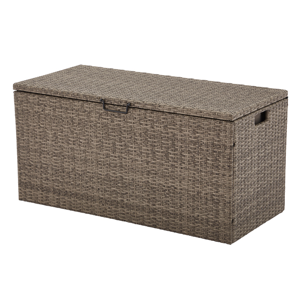 Better Homes and Gardens Mayers Bay Wicker Deck Box
