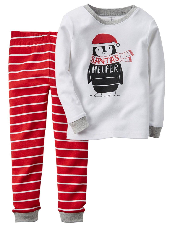 Carter\'s - Carters Infant Boys 2-Piece Santa\'s Helper Christmas ...