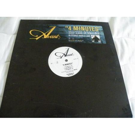 4 Minutes  X2   Vinyl   7 Inch
