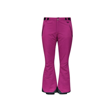 971f40235c2 Pulse - Snow Country Outerwear Womens Plus Size Snow Ski Pants 1X-6X Short  or Reg - Walmart.com