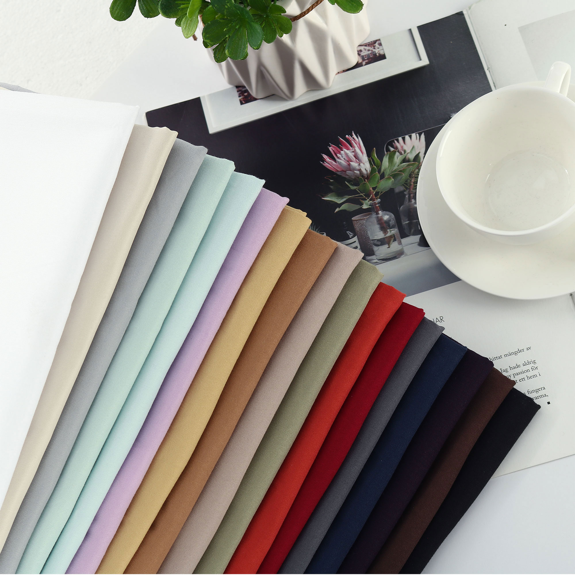 """Body Pillow Case Microfiber Long Bedding Covers for Body Pillows Black 20""""x60"""" - image 2 de 7"""