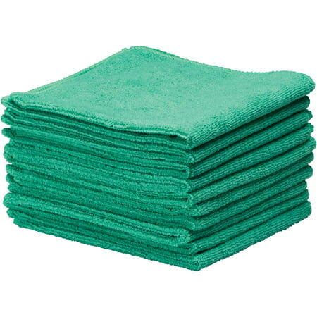 Microfibre Cloths, 10-Pack