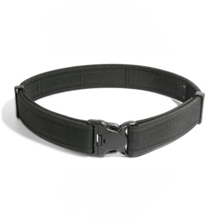 Blackhawk Hunting Reinforced Web Duty Belt Black 32-36 Inch Blackhawk Duty Belt
