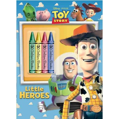 Little Heroes: Color Plus Chunky Crayons