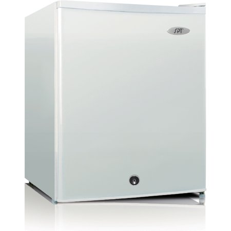 Sunpentown 2.1 cu ft Upright Freezer, White