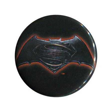 Many Buttons (Batman V Superman Dawn Of Justice Logo Button)