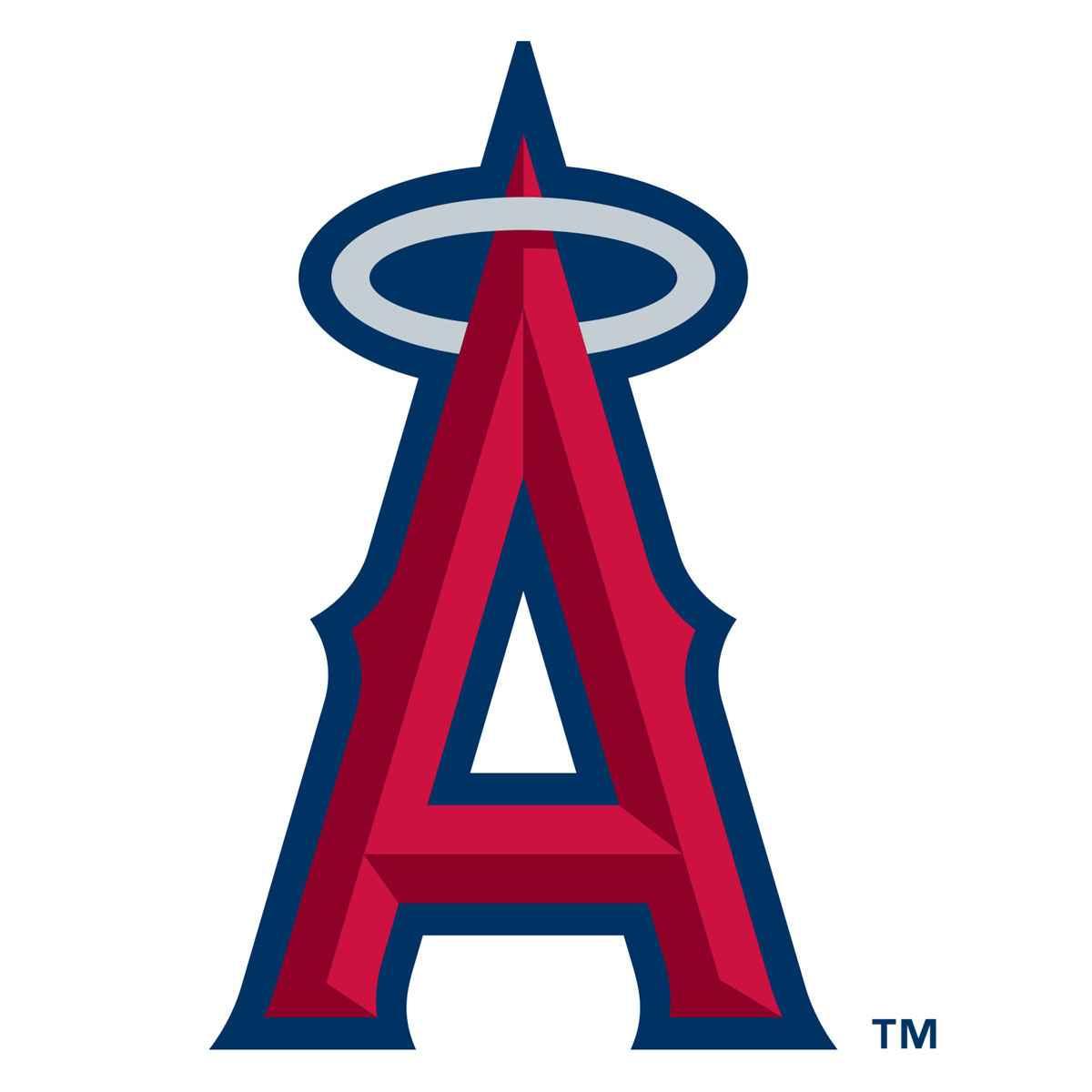 MLB Los Angeles Angels 40X60 Fleece