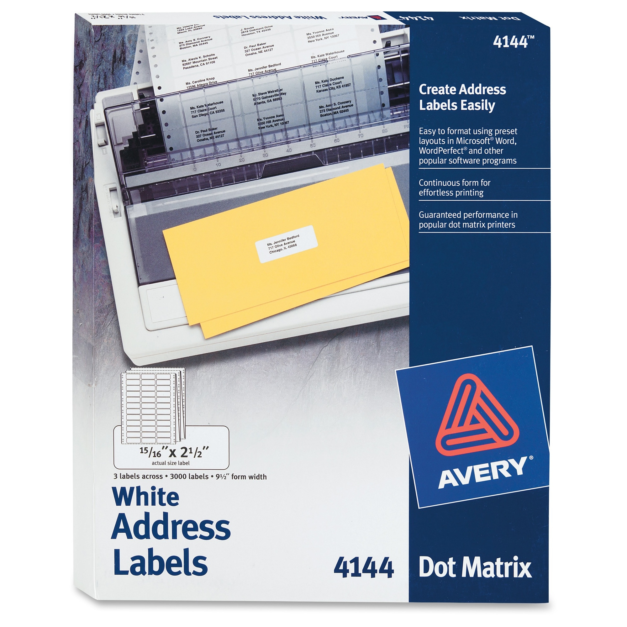 It is a picture of Stupendous Avery Labels 8293 Walmart