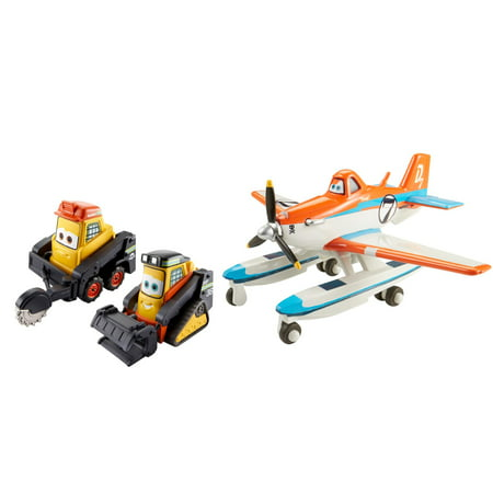 Disney Planes Fire & Rescue Die-Cast Vehicles, (Disney Toy Train)