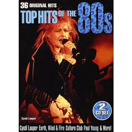 Top Hits Of The 80's (2CD) (The 80's Look)