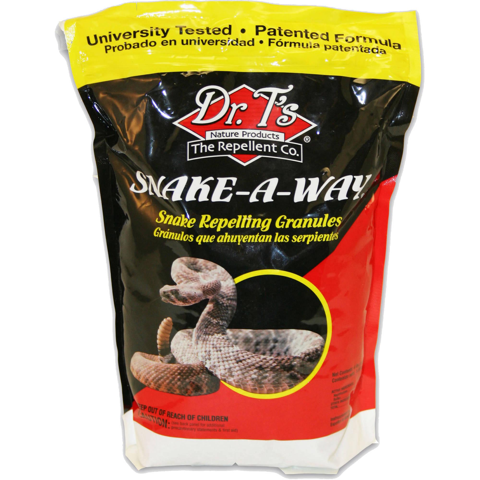 Dr. T's Snake Repelling Granules, 4 lb