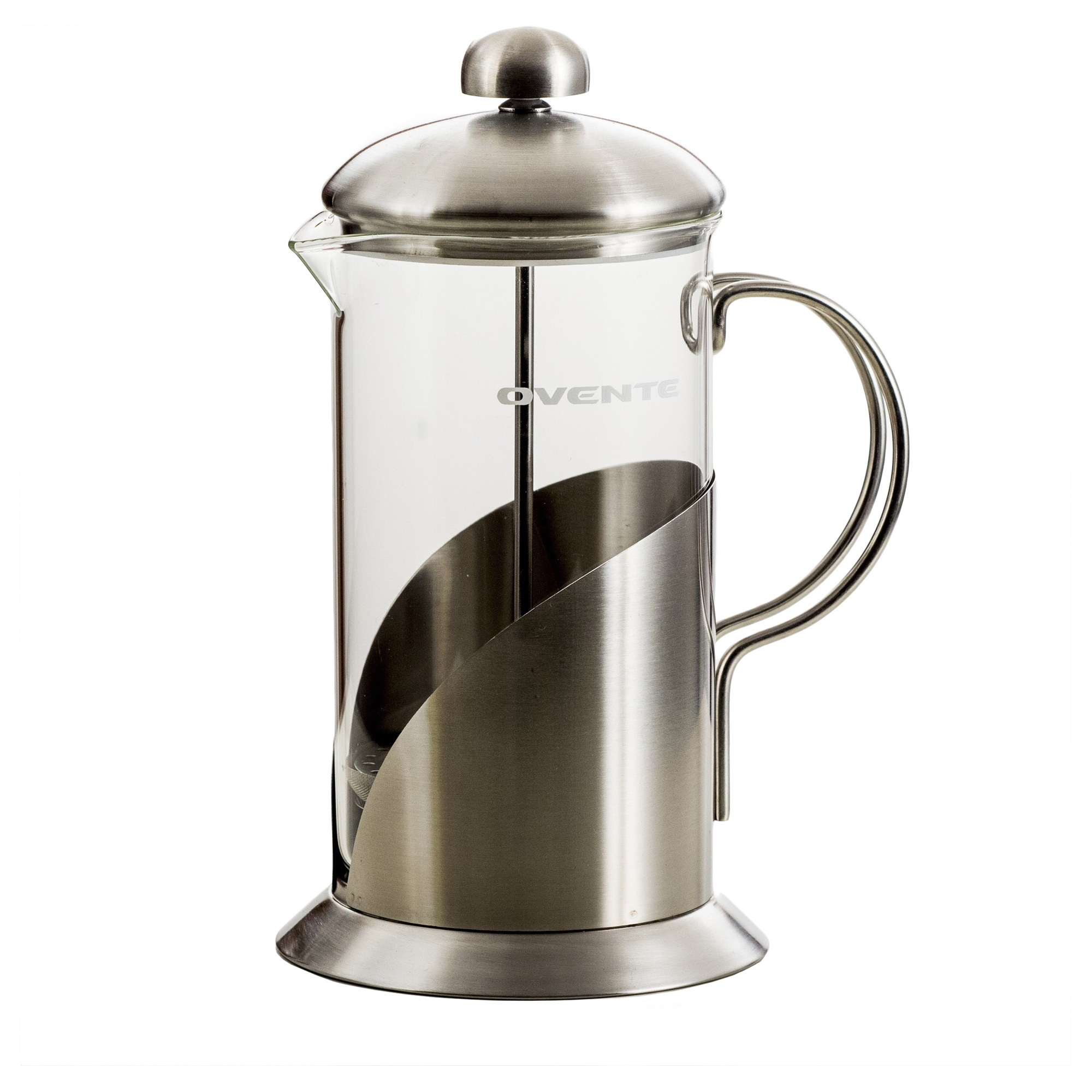 Ovente  FSL French Press Leaf Series