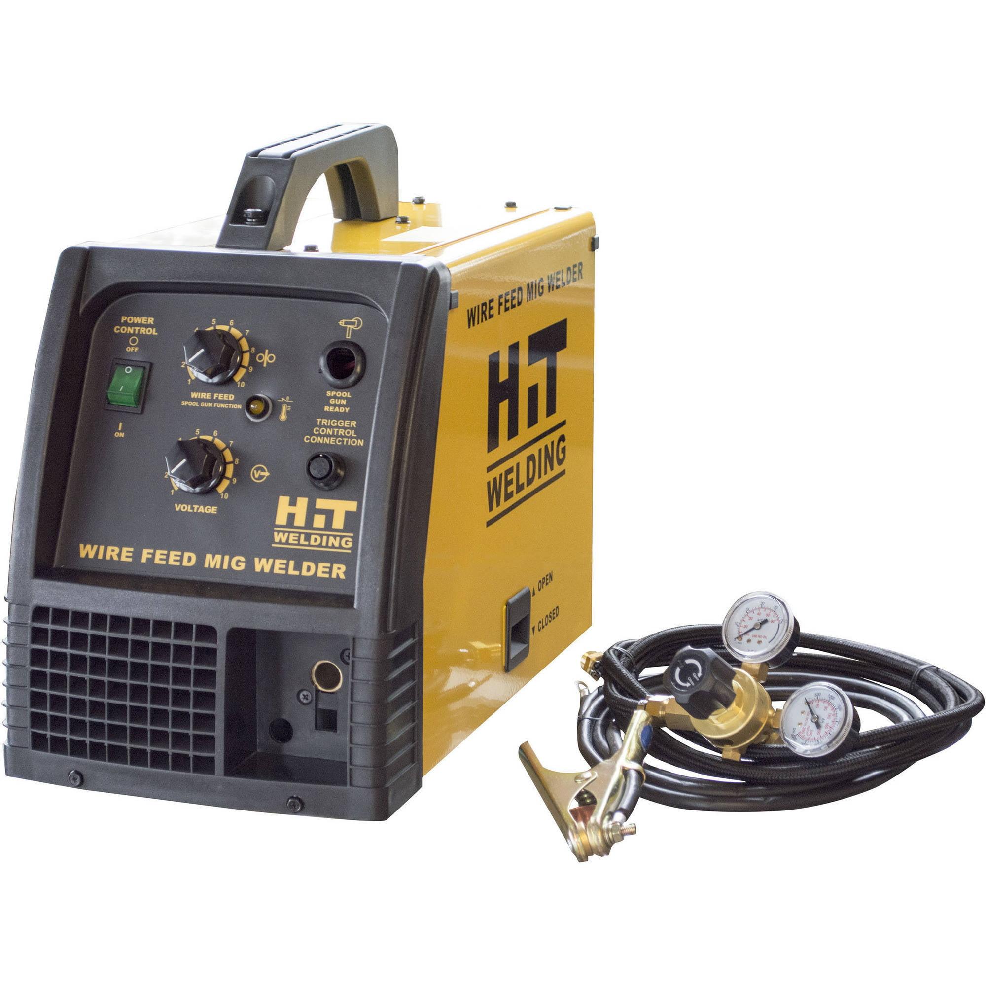 HIT 140 Amp MIG 120V Welder