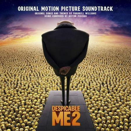 Despicable Me 2 Soundtrack (CD) - Halloween 2 Soundtrack