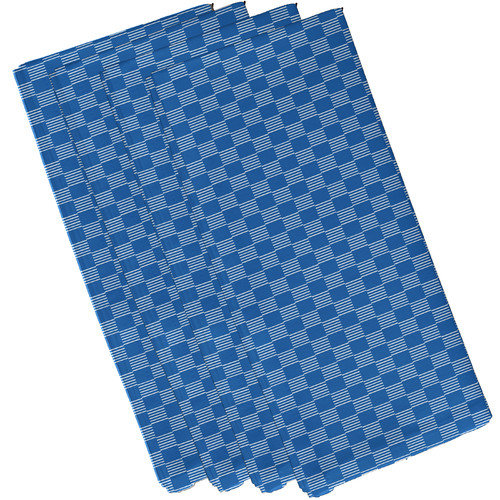 e by design Read Between the Lines Geometric Napkin (Set of 4)