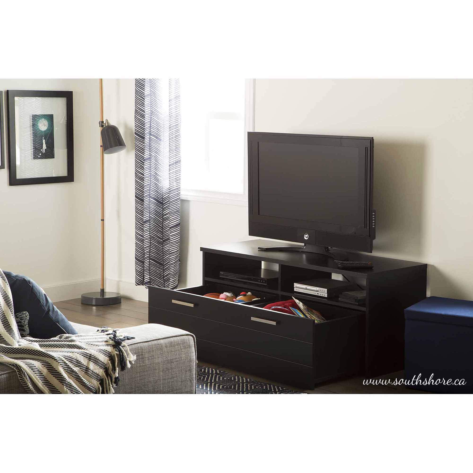 South Shore Jambory Storage and Home Entertainment Furniture Collection