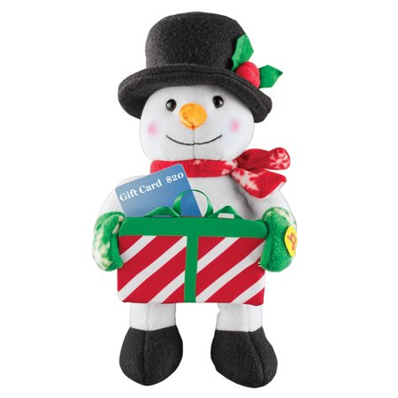 Festive Musical Holiday Card and Cash Holder - Plays We Wish You A Merry Christmas ()