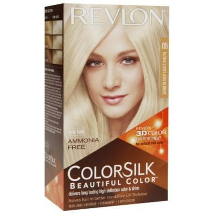 Revlon Colorsilk Beautiful Color 05 Ultra Light Ash