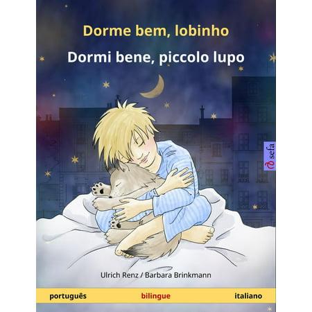 Dorme bem, lobinho – Dormi bene, piccolo lupo. Livro infantil bilingue (português – italiano) - eBook](Historias De Halloween Infantil)
