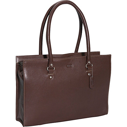 Leatherbay Allison Leather Handbag