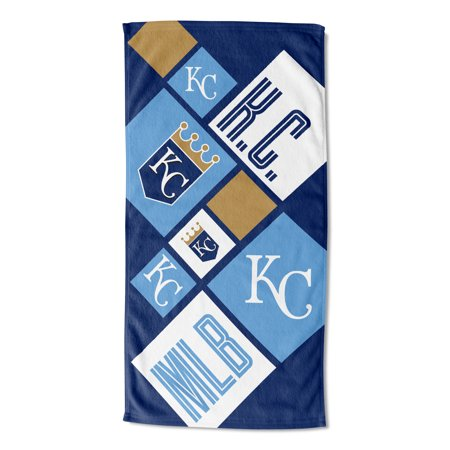 MLB Kansas City Royals Beach Towels, 1 - Party City Virginia Beach