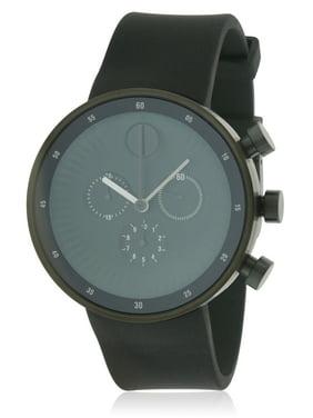 Movado Edge Silicone Chronograph Mens Watch 3680146