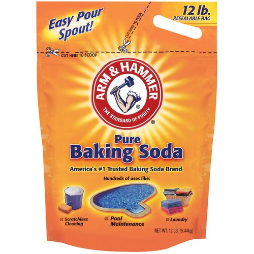 Arm & Hammer Baking Soda, 192 oz