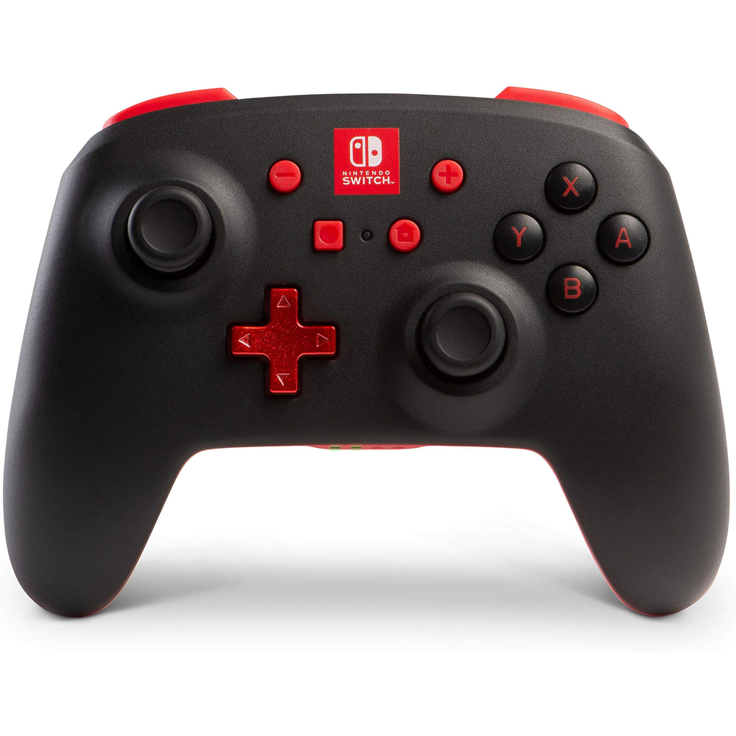 Power A Nsw Black Wireless Controller