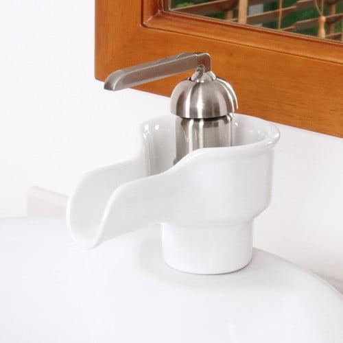 Elite Single Handle Bathroom Faucet