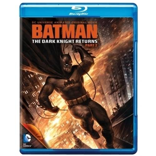 DC Universe: Batman - The Dark Knight Returns Part Two (Blu-ray) (Anamorphic Widescreen)