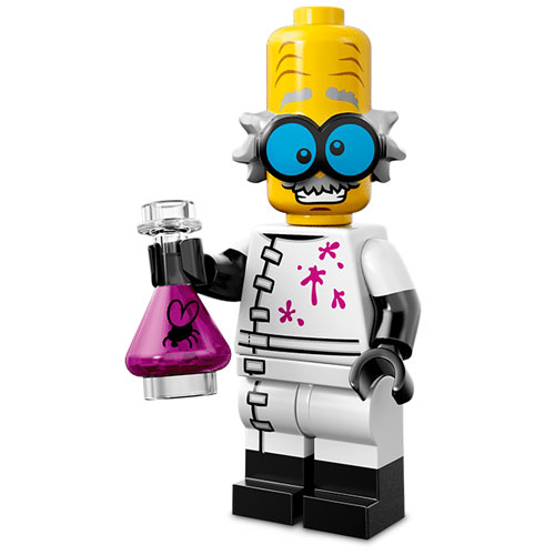 LEGO - Minifigure Series 14 - MONSTER SCIENTIST