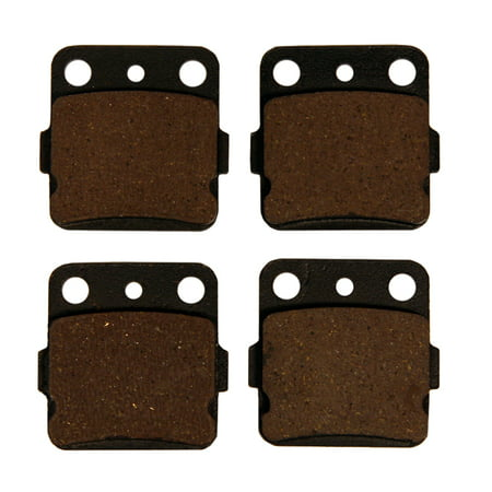 - Front Severe Duty Brake Pads Honda TRX250X Fourtrax 1987 1988 1991 1992
