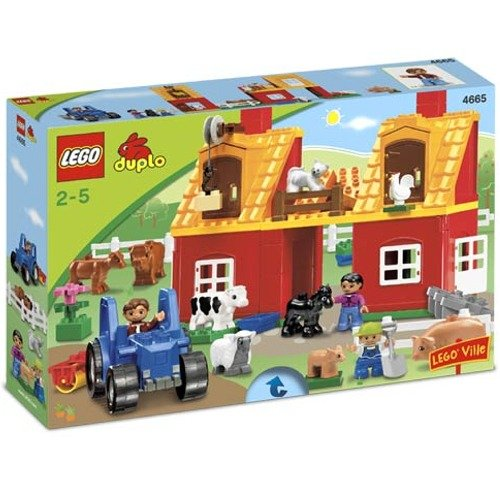 DUPLO LEGO Ville Big Farm (4665)