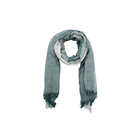 Jennis Mens Winter Warm Fashion Long Linen Crinkle Scarf, gift for -