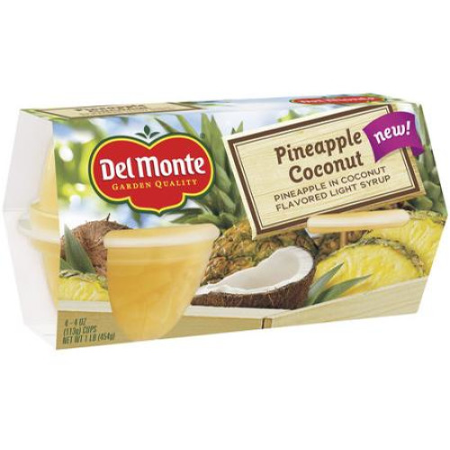 Del Monte Diced Pears, 16 OZ (Pack of 6) by Del Monte