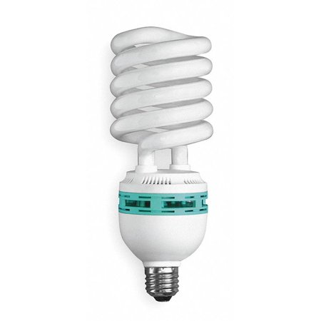 Wobble Light 85 Watts  Screw-In CFL, T3, Mogul (T4-Coil) 4100K Bulb Color Temp. 85w Cfl Light Bulb