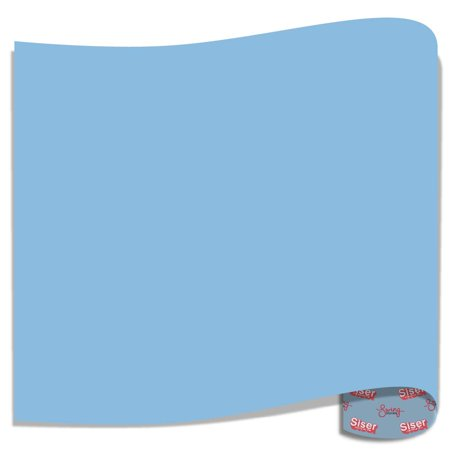 Siser EasyWeed Heat Transfer Material 15 in x 3 Ft Roll -48 Colors Available