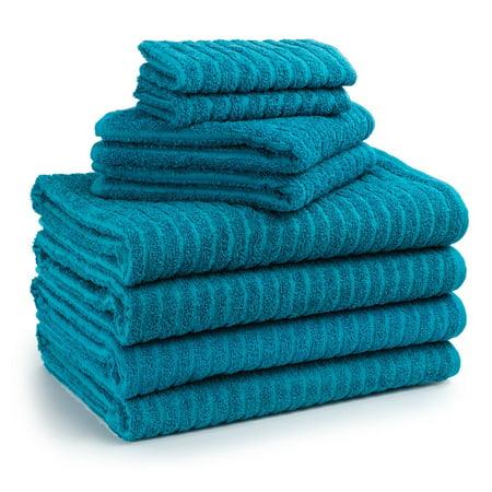 Cambridge Super Dry Cotton Towel Set (8 Pieces)